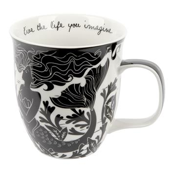 BOHO MUG MERMAID (F16)