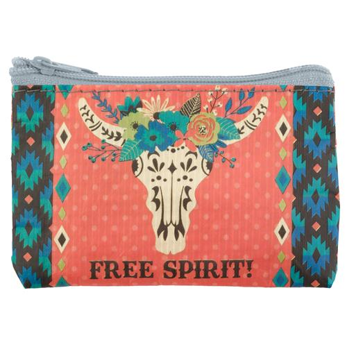 GIFT CARD HOLDER LONGHORN (S18)