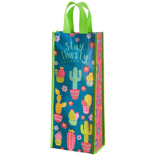 WINE BAG CACTUS (S18)
